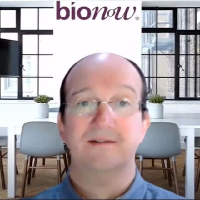 In conversation with: Geoff Davison, CEO of Bionow
