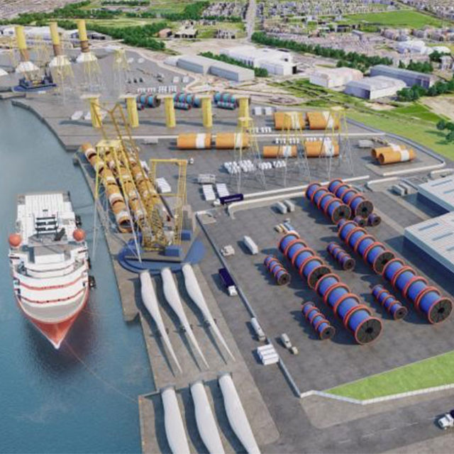 Square One Law advises Shepherd Offshore on purchase of Swan Hunter Shipyard for redevelopment with partner North Tyneside Council