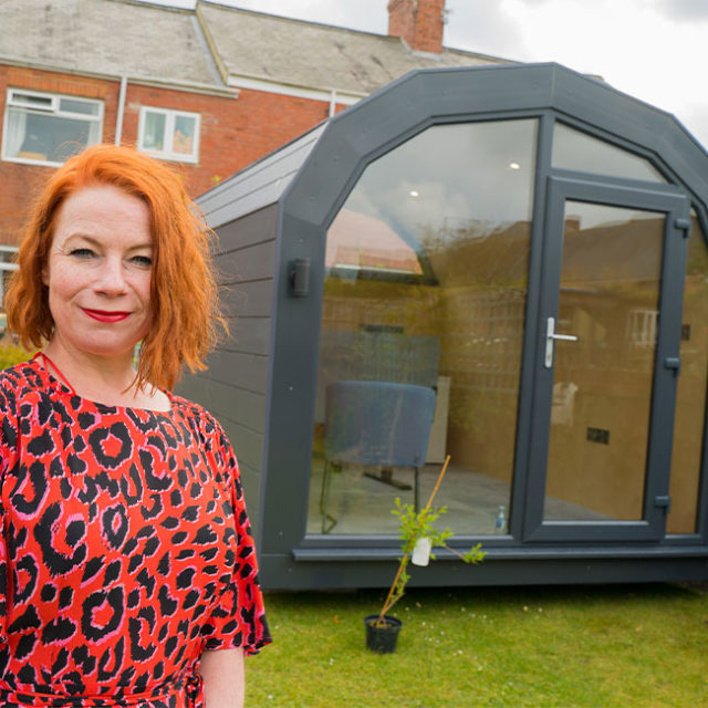 Modular Home offices become part of hybrid working for Square One Law